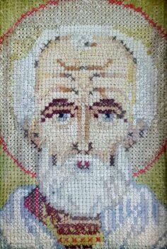 Николай Чудотворец икона мамина