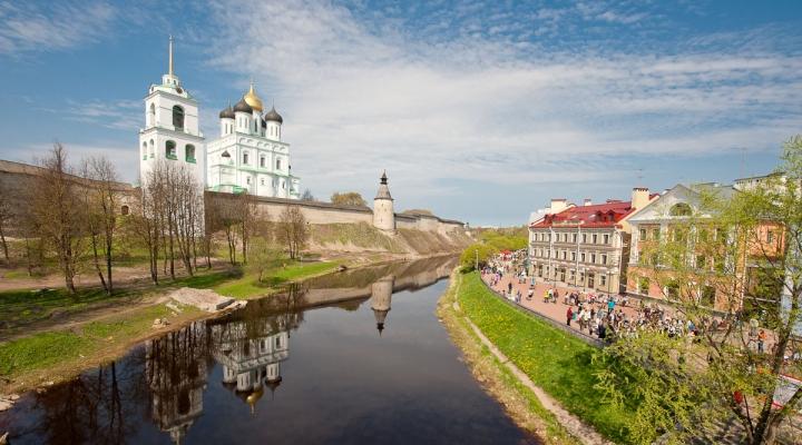 Самые экологически чистые города России 2016 года - 10-е место Псков