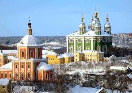 Самые экологически чистые города России 2016 года - 9-е место Смоленск