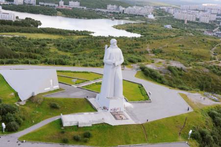 Самые экологически чистые города России 2016 года - 8-е место Мурманск