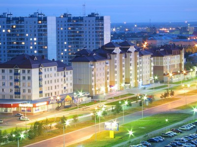 Самые экологически чистые города России 2016 года - 7-е место Нижневартовск