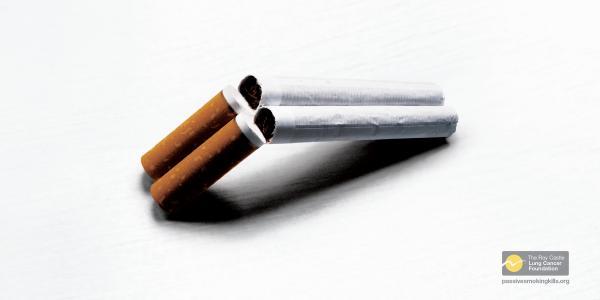Пассивное курение убивает!