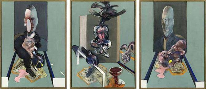 Фрэнсис Бэкон – Триптих (1976)