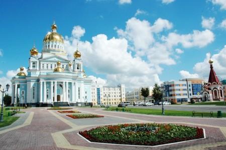 Самые экологически чистые города России 2016 года - 2-е место Саранск