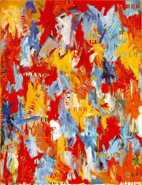 Джаспер Джонс – Фальстарт (1959)