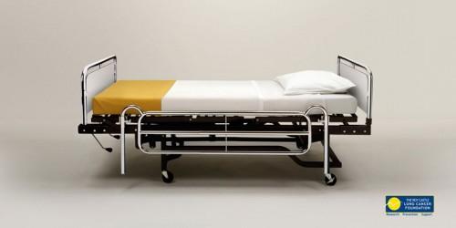 Пачка сигарет - ваша будущая больничная кровать!