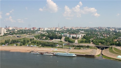 Самые экологически чистые города России 2016 года - 1-е место Уфа