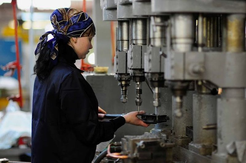 Как производят автомат Калашникова (32 фото)