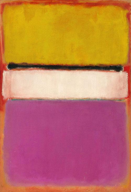 Марк Ротко — Белый центр (1950)