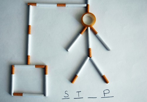 Курение - дорога на эшафот!