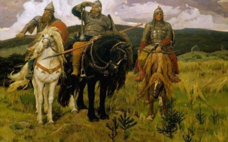 Неизвестное о пяти самых известных картин из Третьяковки (статья + 5 фото)