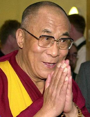 Что больше всего изумляет Далай-Ламу?
