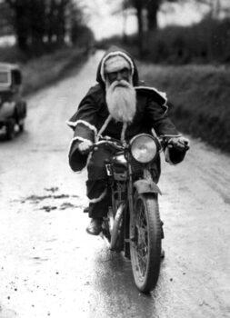 Ded Moroz na motike