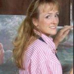 «Цветы жизни» в картинах Кэтрин Финчер (статья + видео + 35 фото)