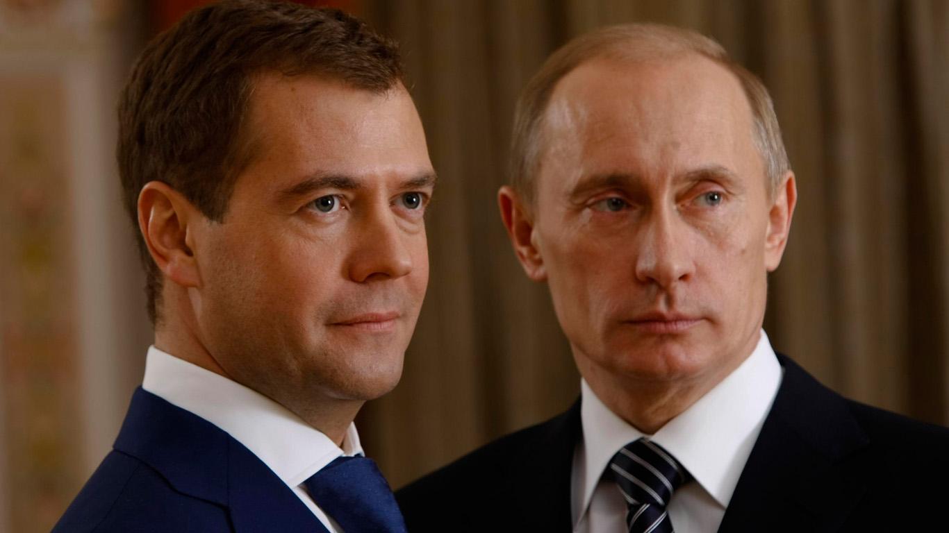 О Владимире Путине и Дмитрии Медведеве с позиции Вед