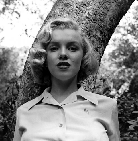 Молодая и непорочная Мэрилин Монро (Marilyn Monroe (15 фото)