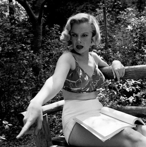 Молодая и непорочная Мэрилин Монро (Marilyn Monroe)