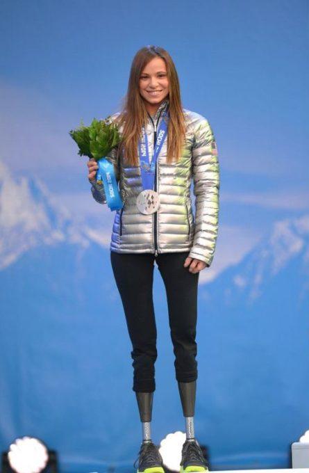 """""""Нет ничего невозможного"""" (статья о безногой девушке-олимпийской чемпионке + 7 фото)"""