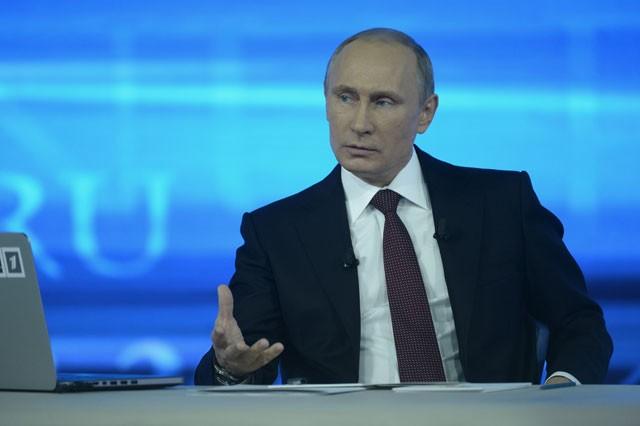 Титан Русского мира