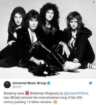 Названа самая популярная песня ХХ века