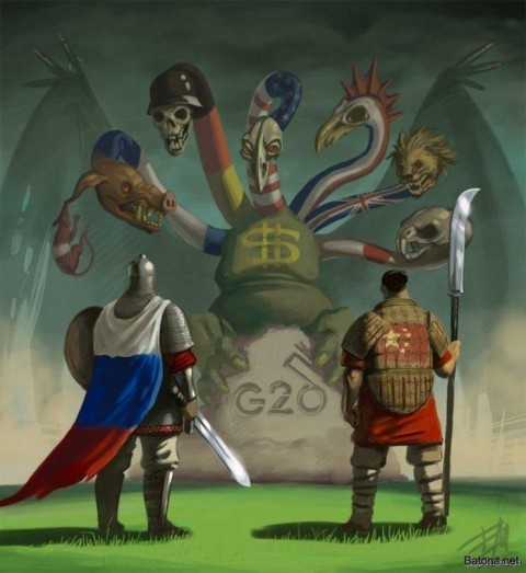 Как будет действовать Россия в случае нападения НАТО и США на ее территорию!