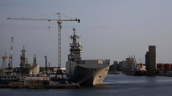 Россия отказалась от французских «Мистралей». И это правильно