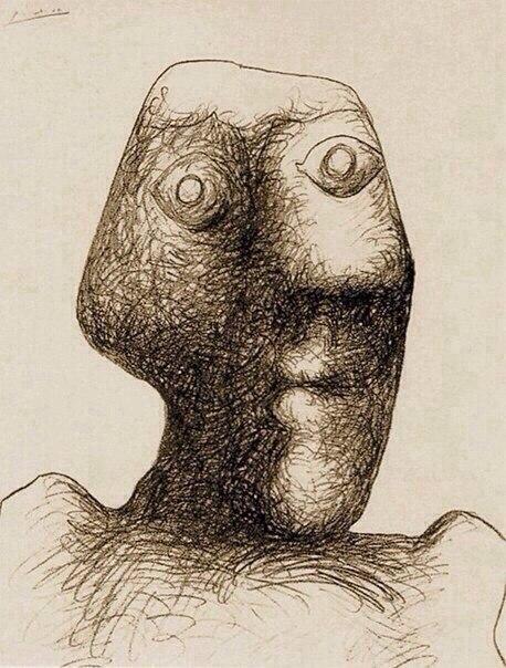 Автопортреты Пикассо в хронологическом порядке, 1896–1972 гг.