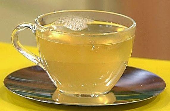 Мёд, смешанный с обычной водой
