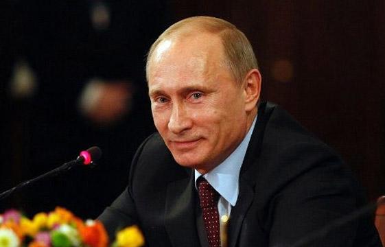 День рождения Владимира Владимировича Путина
