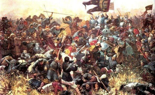 Сражение на Куликовом поле