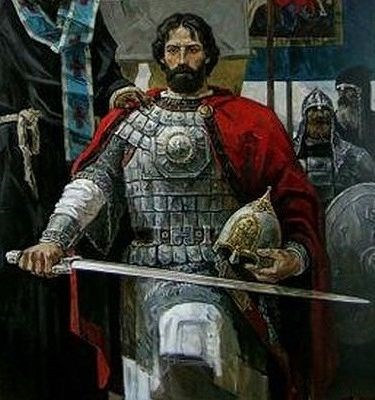 Князь Дмитрий