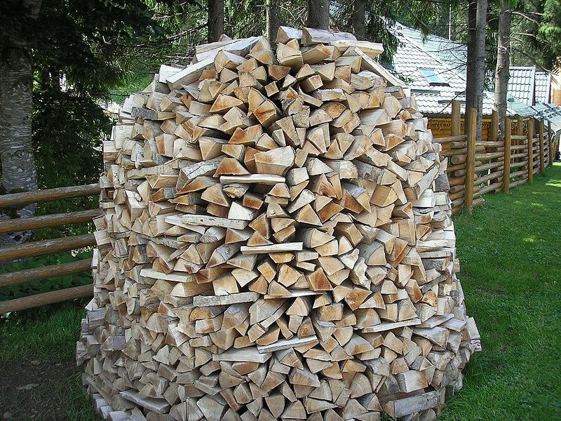 Как правильно и красиво заготавливать дрова