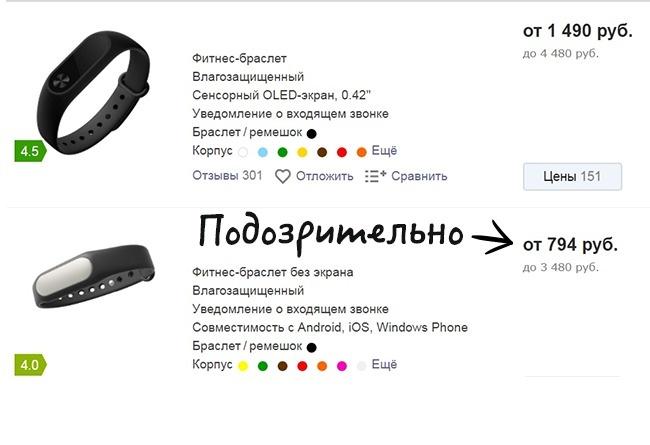Шаг 5. Простая инструкция, чтобы покупать через интернет и не бояться мошенников
