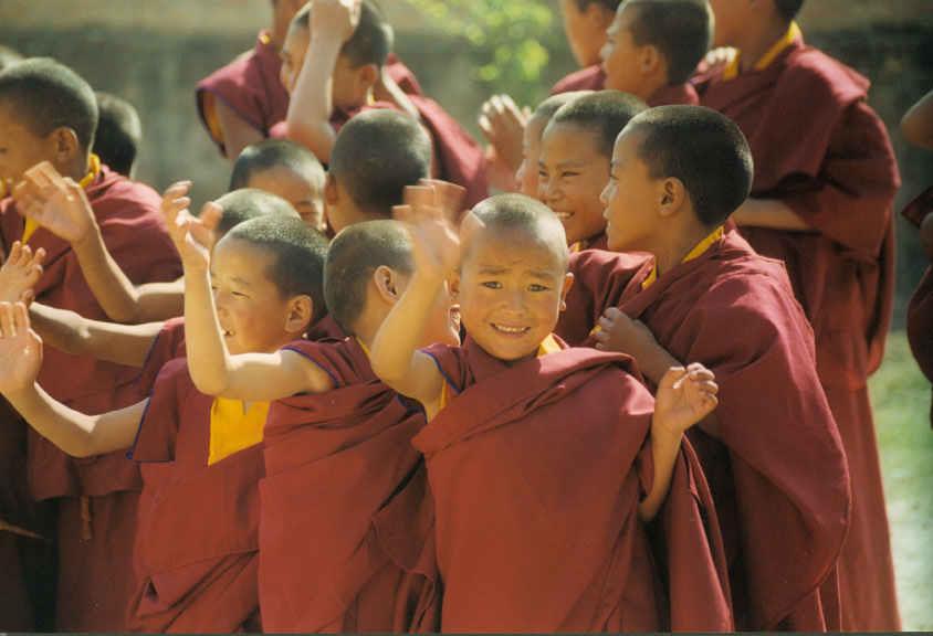 Как правильно воспитывать ребёнка (тибетский подход)
