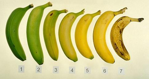 Какие бананы нужно есть