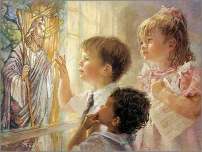 """""""Цветы жизни"""" в картинах Кэтрин Финчер"""