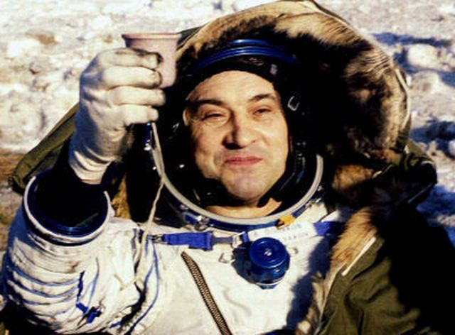Пятёрка космонавтов, которые намного круче, чем любой герой боевика (статья + 8 фото)
