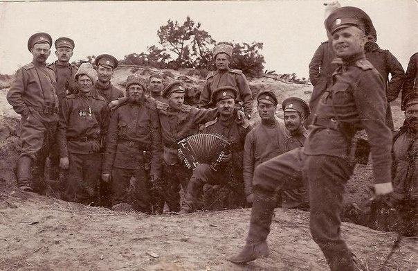 «Кукушка» — смертельная игра офицеров Русской Императорской Армии