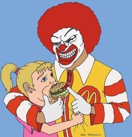 """Швейцария против сети """"Макдональдс (""""McDonald's Corporation)"""