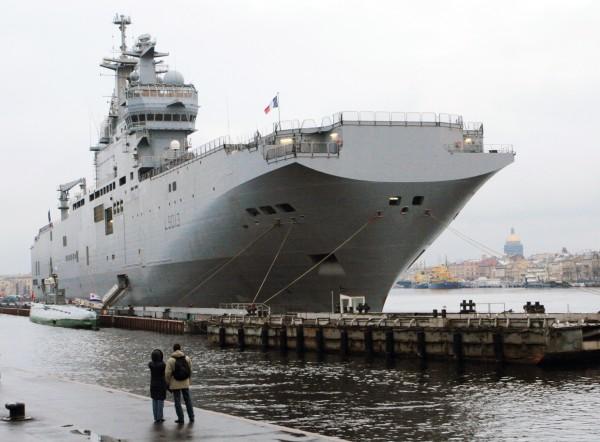 """4 наши возможные выгоды, если Франция откажется от поставок """"Мистралей"""""""