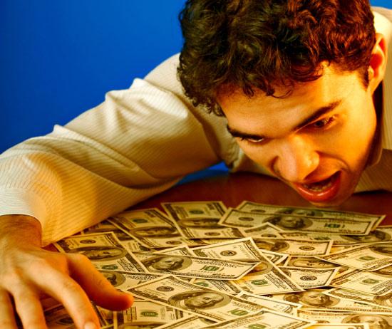 Вещи, дела и деньги (притча-сказка)