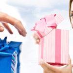 Научите мужчину дарить подарки