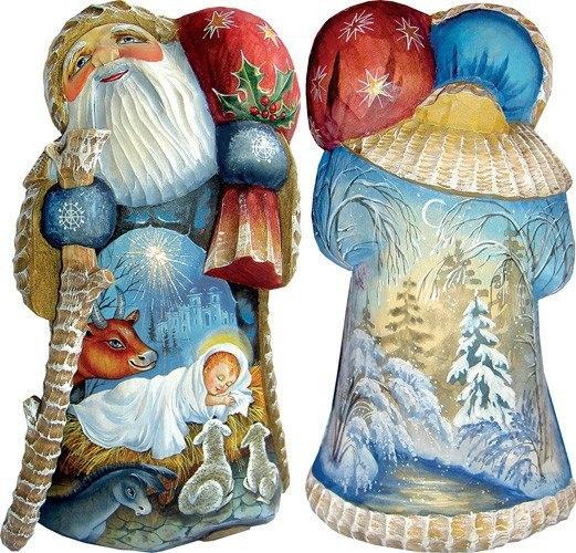 Русская красотища! Новогодние образы от Андрея и Вики Габрихт (статья + 9 фото)
