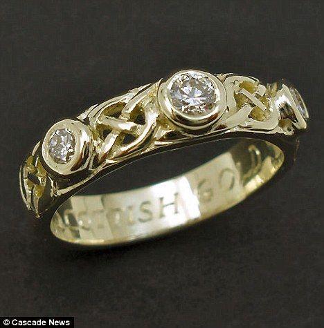Вот каким должно быть идеальное обручальное кольцо!?