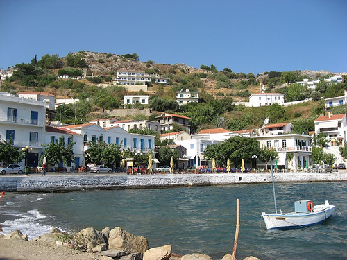 Икария - остров, где люди забывают умирать