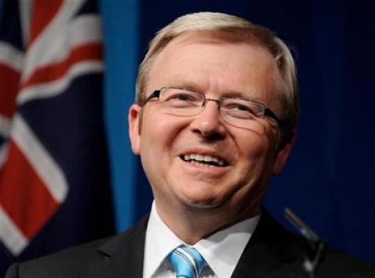 Речь премьер-министра Австралии
