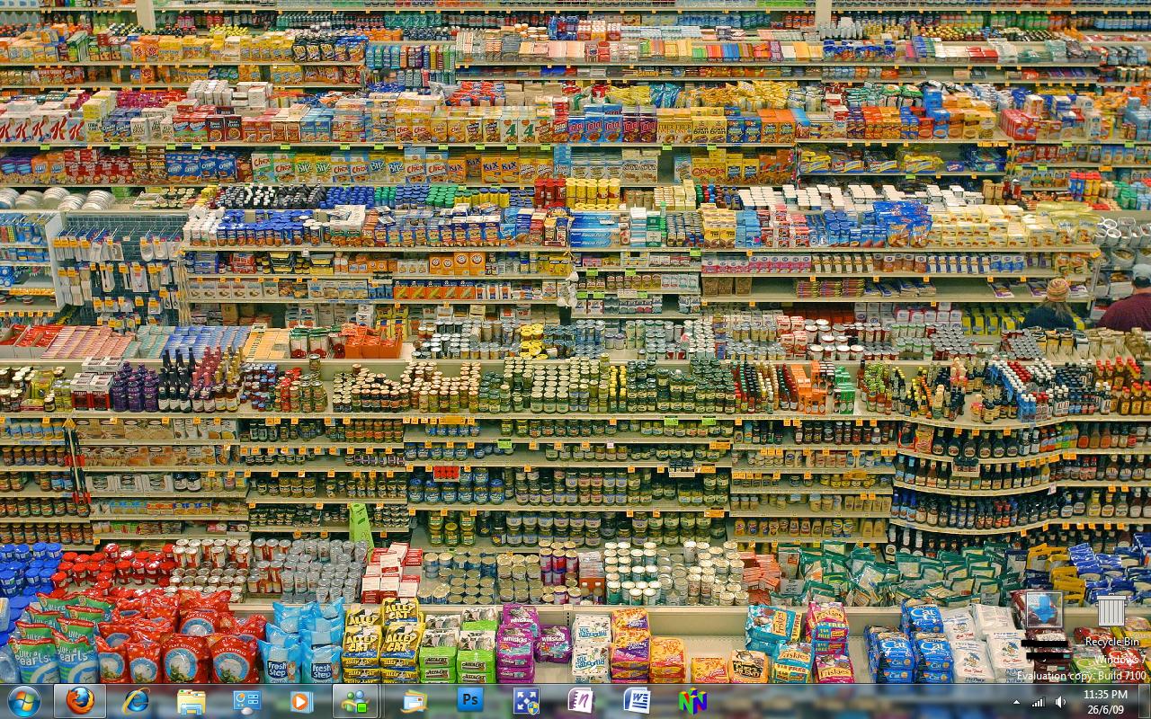 Почему нельзя покупать продукты в крупных супермаркетах особенно