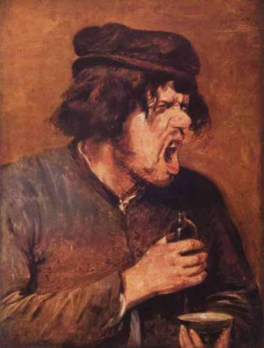 Пьянство - страшный грех.