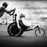 Отцовская любовь и сила воли (статья + видео)