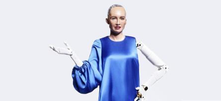 Возможно ли это: Робот Sophia – инструмент финансовой свободы (видео)